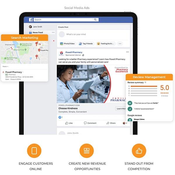 Pharmacy Digital Marketing Service